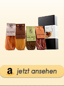 Pasta in 4 Variationen aus Italien