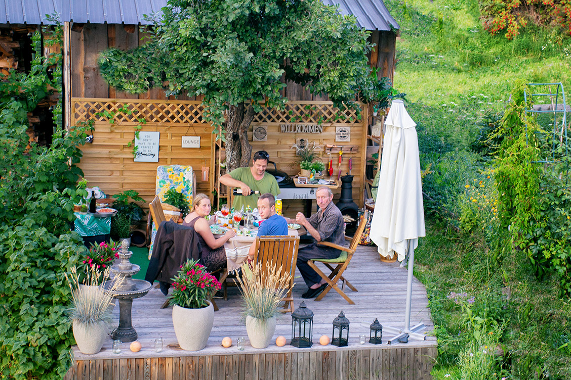 15gartenparty sommerparty tropical jungle urbanjungle grillen hausegg haimingerberg