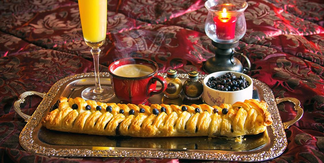 Liebeszopf zum Frühstück
